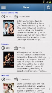 玩媒體與影片App|瑞典的電視免費|APP試玩