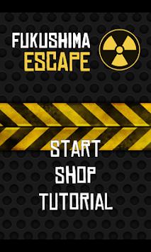 Fukushima Escape apk screenshot
