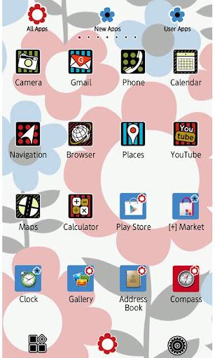 Flower Pop Wallpaper Theme 1.4 Windows u7528 3