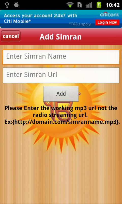 iSimran LitePro- screenshot