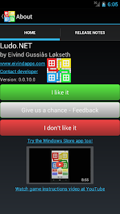 Ludo.NET- screenshot thumbnail
