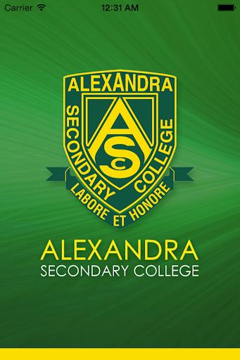 Alexandra Secondary College
