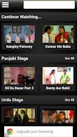 Screenshot of Pakistani Stage