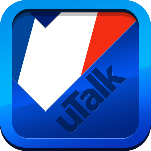 uTalk 法语 LOGO-APP點子