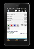 Screenshot of Xpert-Timer Time Tracker Trial