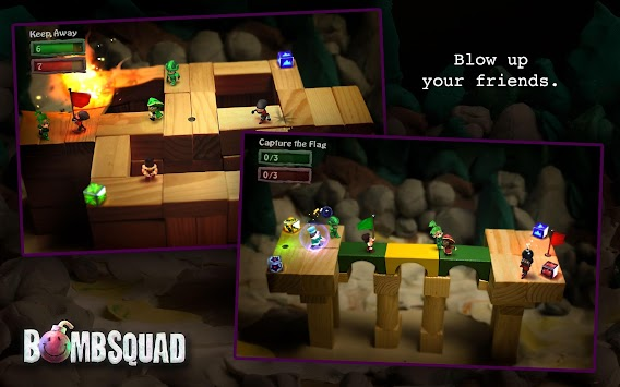 BombSquad apk screenshot
