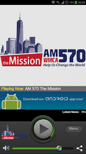 AM 570 The Mission - screenshot thumbnail