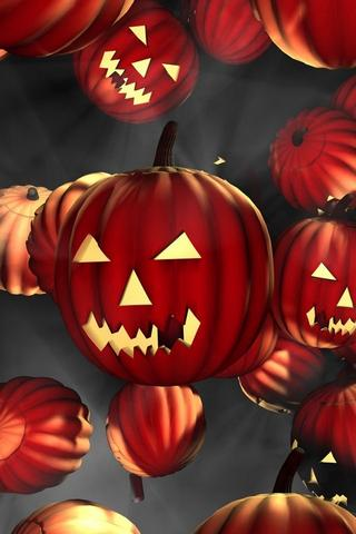 Cool Halloween Backgrounds - screenshot