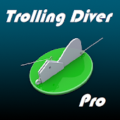 Trolling Diver Data Log Pro