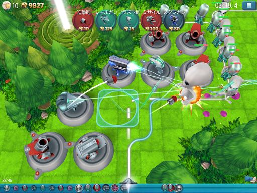 無料策略AppのTowerMadness 2: 3D TD|記事Game