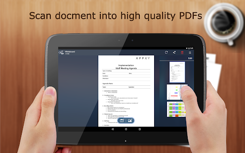 Tiny Scan Pro: PDF Scanner - screenshot thumbnail