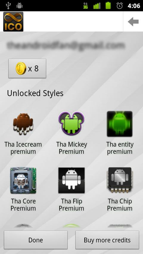Tha Icon Ultimate - screenshot