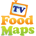TVFoodMaps – Restaurants on TV logo