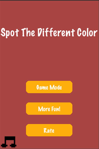 Spot The Difference Color