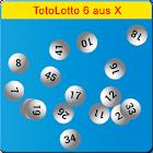 TotoLotto 6 aus X icon