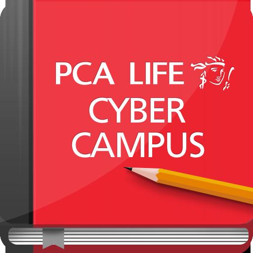PCA LIFE Cyber Campus 모바일 LOGO-APP點子