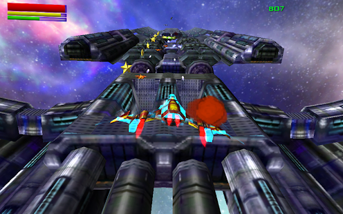 Galactic Run Screenshot 12
