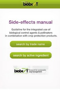 Biobest: Side-effects manual- screenshot thumbnail