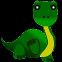TamaWidget Dinosaur *AdSupport logo