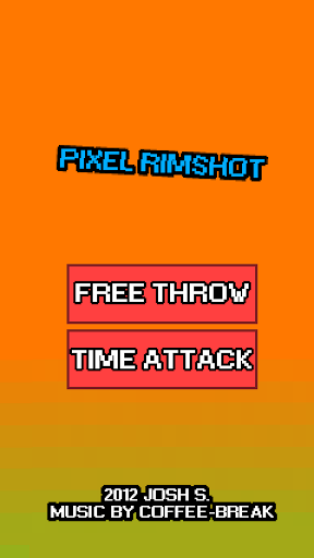 Pixel Rimshot