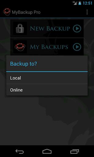 Download My Backup Pro MOD APK 6