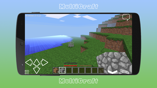 MultiCraft — Free Miner