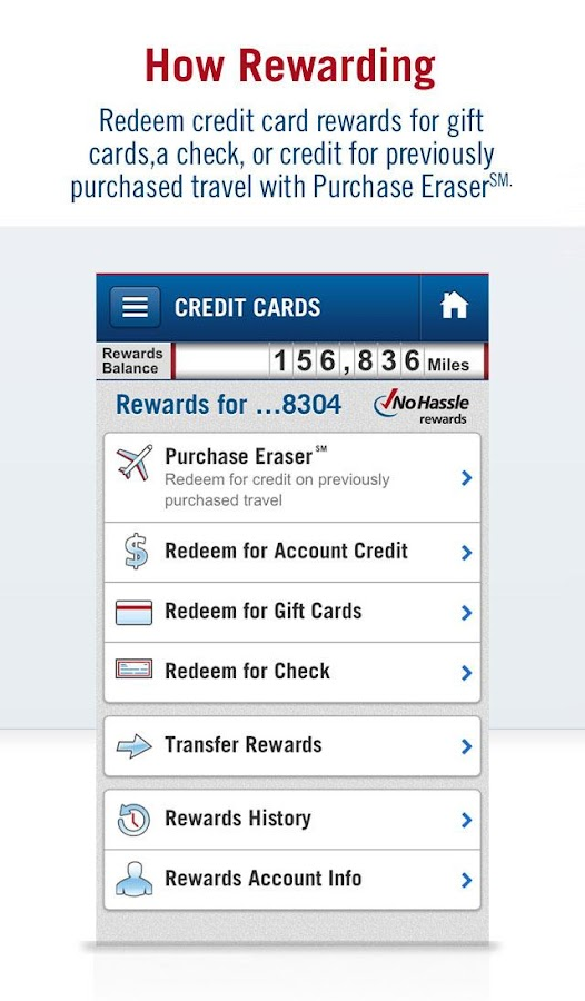Capital One® Mobile - screenshot