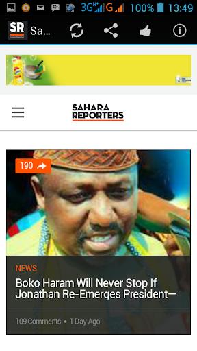Sahara Reporters