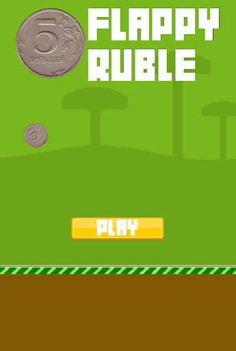 Flappy Ruble