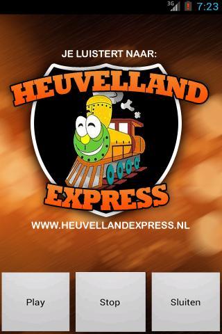 【免費音樂App】HeuvellandExpress.nl-APP點子