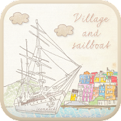 village&sailboat go launcher