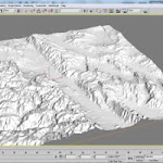 3D Printing a Relief Map