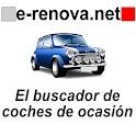 e-renova.net Coches de ocasion logo
