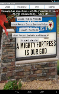 Grace Lutheran Church- screenshot thumbnail