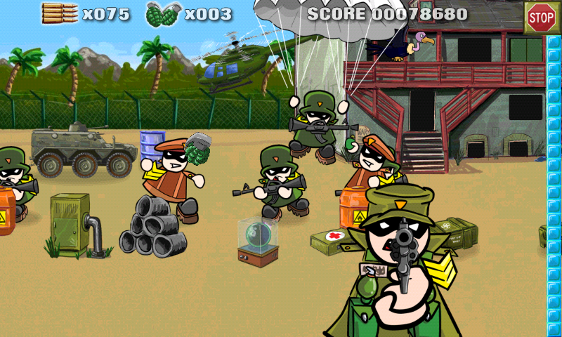 Operation wow - screenshot