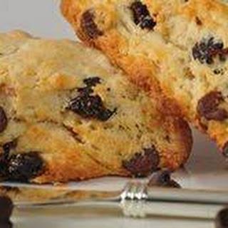 Chocolate Chip Scones Recipe & Video