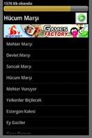 Screenshot of Mehter Marşları