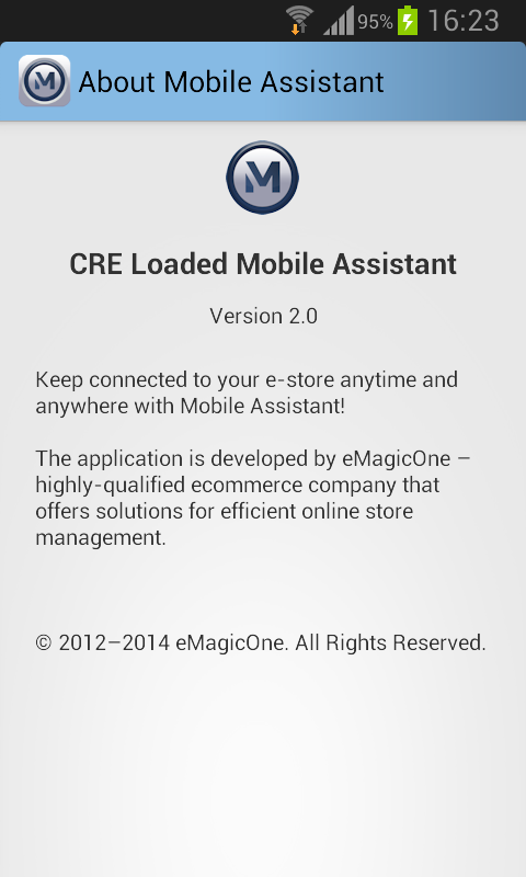 CRE Loaded Mobile Assistant- screenshot