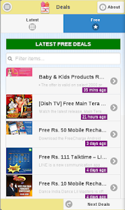 Online Deals & Offers India screenshot 3