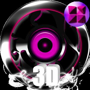 Next Launcher Theme 3D Pink 個人化 LOGO-玩APPs