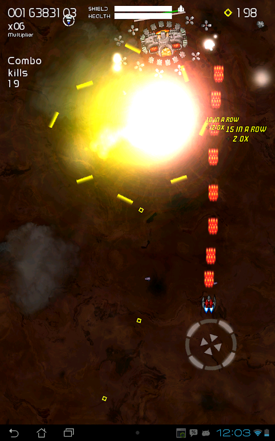Xelorians Free - Space Shooter- screenshot