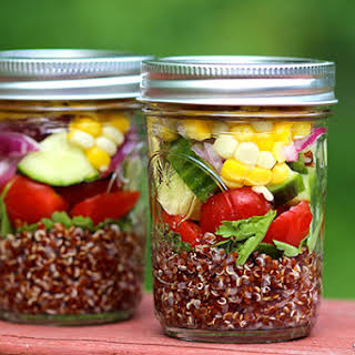 Seasoning Quinoa Salad Recipes.