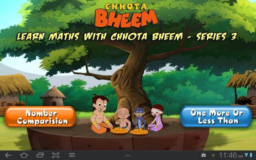 Math with Bheem - 03