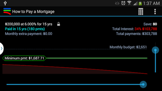 How to Pay a Mortgage- screenshot