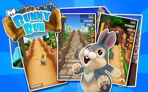بازی زیبا و هیجان انگیز Bunny Run v1.1.2