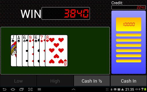 玩免費紙牌APP|下載Video Poker Free app不用錢|硬是要APP