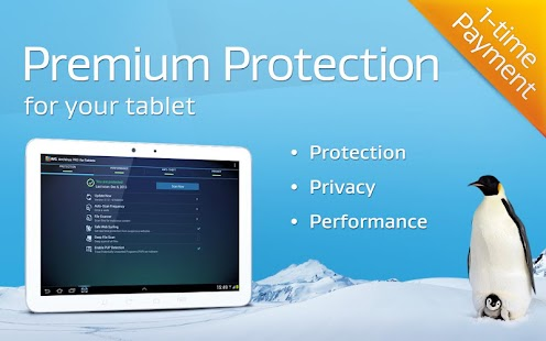 Tablet AntiVirus Security PRO - screenshot thumbnail
