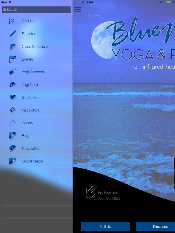 Blue Moon Yoga & Fitness- screenshot