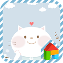 Romantic in rain dodol theme icon