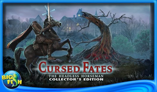 Cursed Fates: Horseman (Full)- screenshot thumbnail